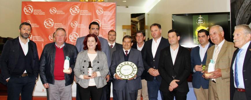 Viguera Verde recibe el primer Premio de la Diputación de Huelva al mejor AOVE de la provincia